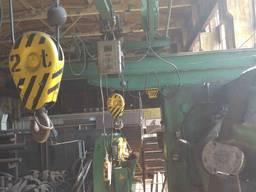 Монтажно-колесный насадочный гидравлический пресс П6738, 630T Б/У