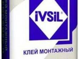Монтажный клей Ивсил Termofix-PM 25кг