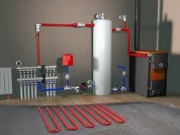 Монтаж інженерних систем опалення водопостачання каналізація вентиляція