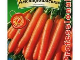 Морква, пакетоване насіння, продаж, акційна ціна