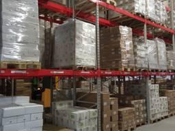 Морозильный склад. Услуги ответственного хранения замороженной продукции.