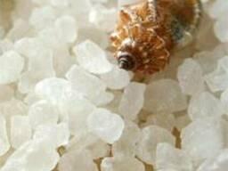Морская соль для косметологии в Крыму
