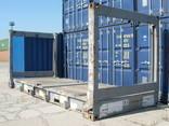 Морские контейнеры 20,40-Отличное состояние-продажа, аренда - фото 3