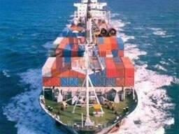 Морские перевозки из Китая, экспедирование в портах Одессы