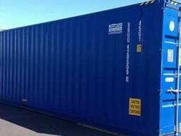 Морской 40-футовый контейнер новый продажа новых контейнеров