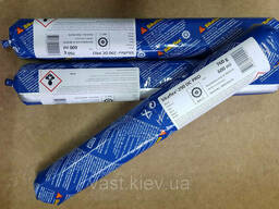Герметик для швов деревянных полов, террас, палуб Sikaflex-290 DC PRO, черный