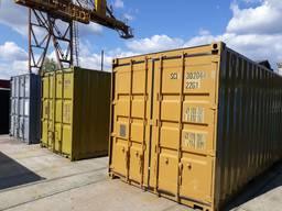 Морской контейнер 20 футов в Одессе Киеве Продам контейнер