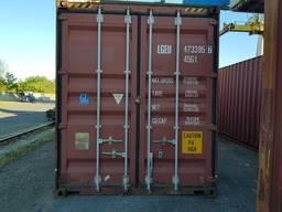 Морской контейнер 40 футов в Киеве
