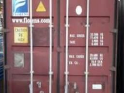 Морской контейнер 40-футовый продажа аренда