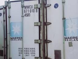 Морской рефрижераторный контейнер high cube 40 фут.