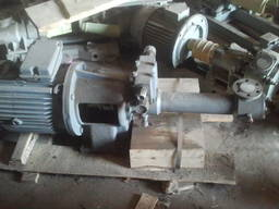 Морской винтовой насос А1 3В 2, 5/100-3/100Б с дв. 4АМ160М2