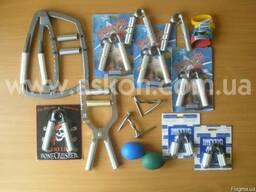 Эспандеры кистевые Heavy Grips. Распродажа остатков по 219
