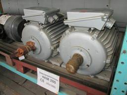 Мощный асинхронный трехфазный электродвигатель 4АМ280S6КУ3