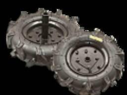 Мотоблочная резина, покрышки с камерами, колеса в сборе