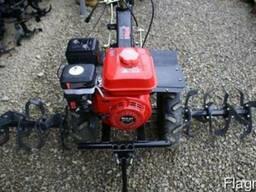 Мотоблок Булат ВТ1100С (бензин 7, 5 л. с. , колеса 4. 00-10)