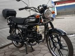 Мотоцикл Альфа 110 Spark SP110C-2C - фото 1