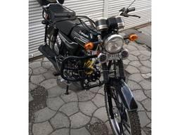 Мотоцикл Альфа 110 Spark SP110C-2C - фото 2