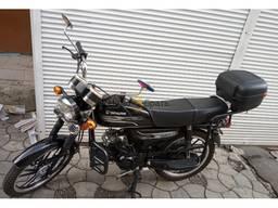 Мотоцикл Альфа 110 Spark SP110C-2C - фото 4