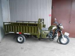 Мотоцикл грузовой Loncin LX250ZH-11