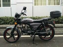 Мотоцикл Hornet Alpha (Sport) (125 куб. см, мокрый асфальт)