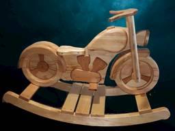 Мотоцикл-качалка