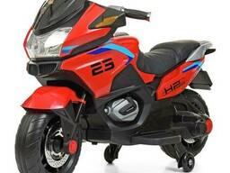 Мотоцикл M 4272EL-3 красный 2мотора45W, 1аккум12V9AH