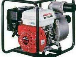 Мотопомпа - 1100 л/хв. Honda WB-30 (Японія)