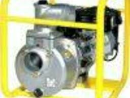 Мотопомпа для полугрязной воды Koshin STH 80X 4,9 л.с....