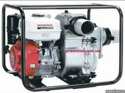 Мотопомпа очистительная для грязной воды HONDA WT40