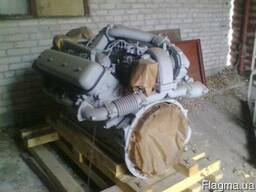 Мотор на МАЗ-54323 ЯМЗ-238Д-22