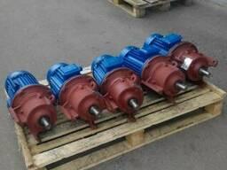 Мотор редуктор ЗМП, 1МЦ2С, МПО, МЧ, Nord, Veb в наличии
