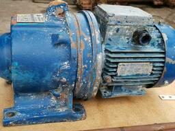 Мотор-редуктор 3МП-31, 5