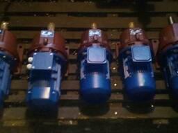 Мотор-редуктор 3МП-40-35-110/1.1 кВт