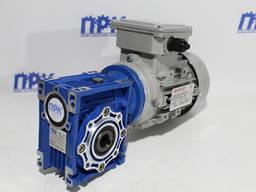 Мотор-редуктор червячный NMRV, электродвигатель.