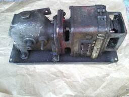 Мотор-редуктор червячный постоянного тока 24 вольт