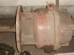 Мотор-редуктор МПО2М-10ВК-45,5-1,5-31,5 аналог 6МП50