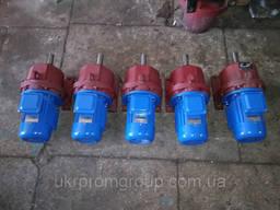 Мотор-редуктор планетарный 3мп-31,5