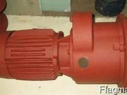 Мотор редуктор планетарный ,фланцевый , редукция 1 к 30, эл