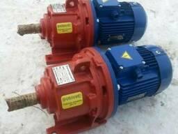 Мотор-редукторы 3МП-31,5, 3МП-40, 3МП-50 и другие