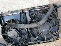 Мотор вентилятора 97786-2B200 на Hyundai Santa FE 06-09 (Хюн