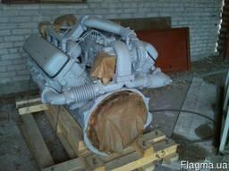 Мотор ЯМЗ-238ДЕ2-5 на МАЗ-642205-023