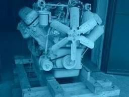 Мотор ЯМЗ-238М2-2 на автомотрисы АГД-1А, АС-5, АРВ-1
