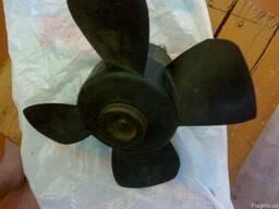 Моторчик с вентилятором охлаждения радиатора на VW T-4.
