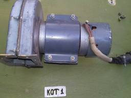 Моторчик УАД-52-2 с улиткой