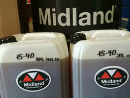 Моторне мастило 15W40(розлив) 20L Midland Super Diesel