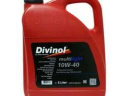Моторное масло 10W-40 Multilight от Divinol