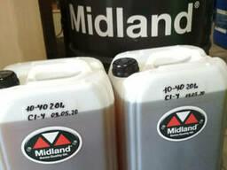 "Моторное масло 10W-40 (разлив) 20л Midland ""Super Diesel"""