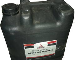 Моторное масло 10w40