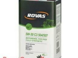 Моторное масло 5W-30 С3 504/507 Rovas