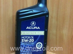 Моторное масло ACURA 5W-20 (08798-9033) 946 мл.
